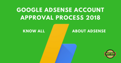 Google adsense account approval process 2018 Okey ravi