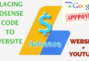 How to properly Place Adsense code into WordPress Website