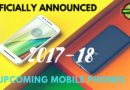 upcoming mobile phones in India