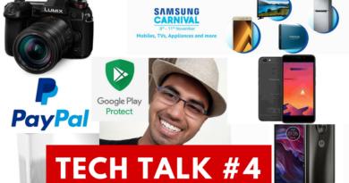 Tech Talk 4 okey Ravi