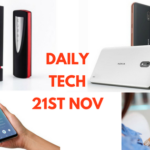 Daily Tech News 21st Nov - MIUI 9 Suspension, Tesla Power Bank, Nokia 2, Samsung galaxy S9 IRIS Scanner, Aircel 104 offer