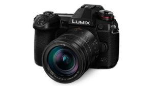 Panasonic Lumix G9 okey ravi