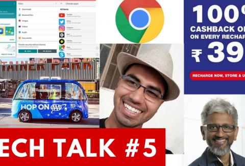 tech talk 5
