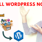 How to Install WordPress in Cpanel using Softaculous Apps installer