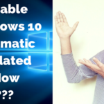 Disable Windows 10 Automatic updates Completely