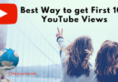 Best Method to Get First 10000 views on YouTube