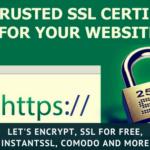 How to get Free SSL/TLS Certificates for Websites