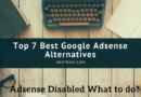 Best Google Adsense ALtrenatives