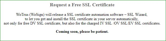 How to get Free SSL/TLS Certificates for Websites