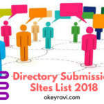 Directory Submission Sites List 2019 | Create Backlinks Now