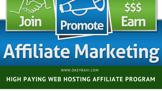 Highest Paying Web Hosting Affiliate Marketing Program