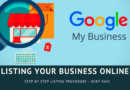 Business listing on Google