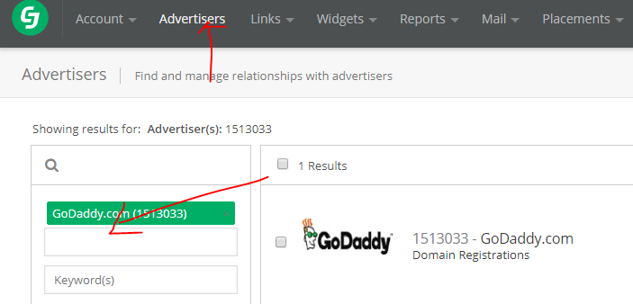 Godaddy Affiliate marketing program Join Now