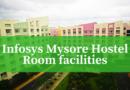 Infosys Mysore DC Hostel Room facilities