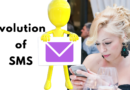 all about evolution of SMS