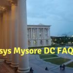 Infosys Mysore DC Joining FAQ Explained