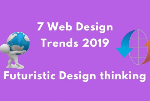 7 Web design trends 2019 by Okey Ravi