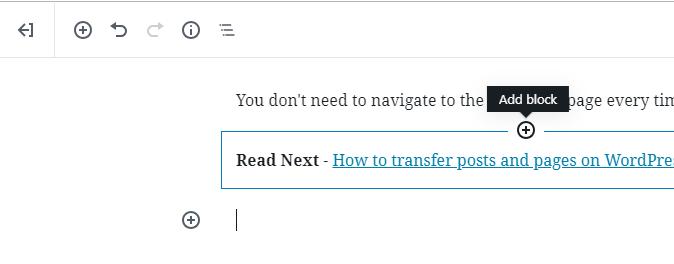 Adding a block in WordPress Gutenberg Editor Okey ravi