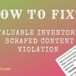 Completely Resolve Valuable Inventory Scraped Content