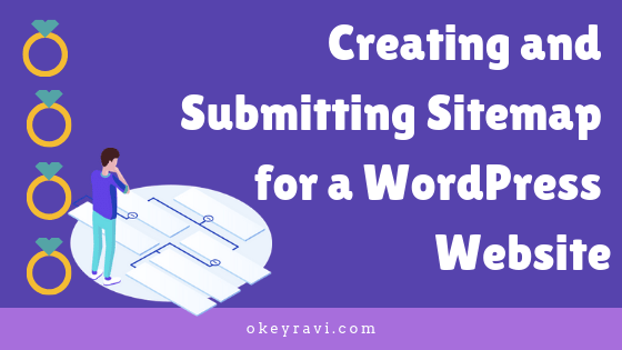 creating and submitting sitemap for a wordpress website