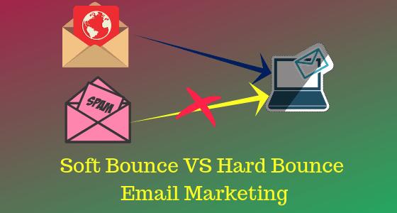 Email marketing - Soft Bounce vs hard Bounce-okey ravi