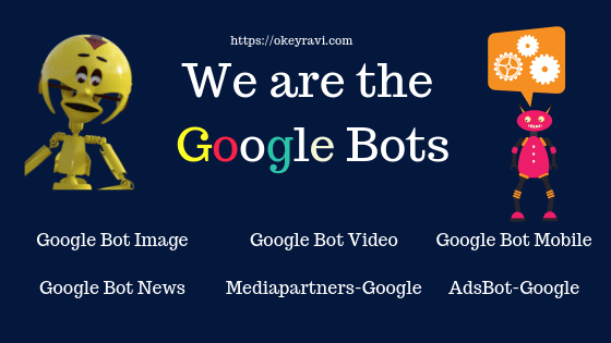 Googlebot types and working principle