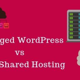 Managed WordPress vs Web_Shared Hosting