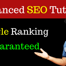 Advanced SEO Tutorial For beginners in Hindi