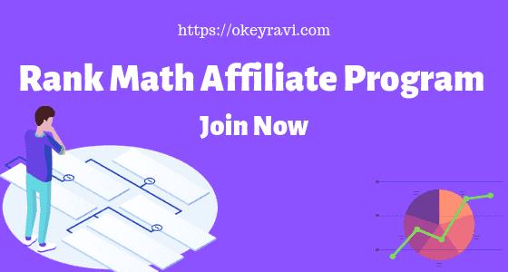 Rank Math Affiliate Program - Join Now - Okey Ravi - optimized