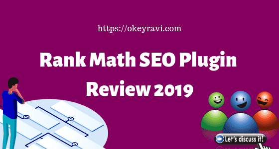 Rank math SEO Plugin Review 2019 - Premium SEO features - Okey Ravi