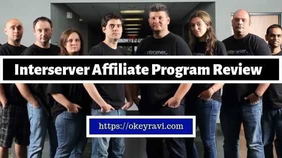 Interserver Affiliate Program Review 2020
