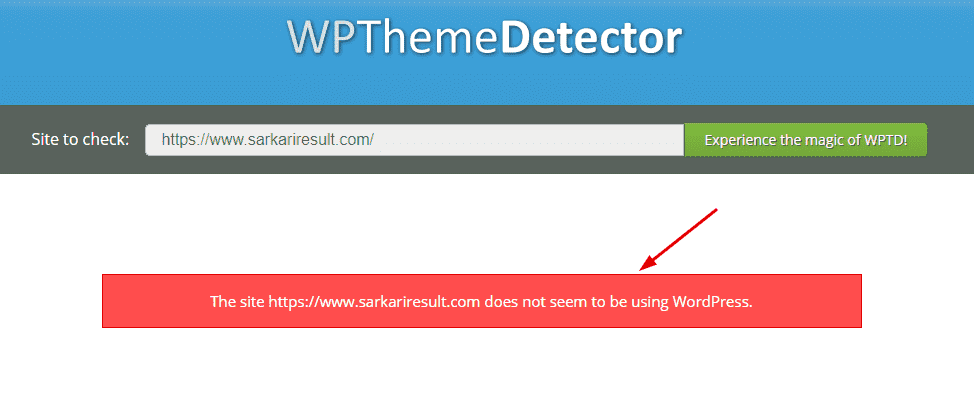 Sarkari Result Website WordPress Theme download