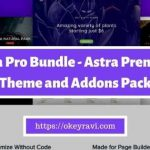 Astra Pro Theme Bundle - Premium Theme & Addon Pack